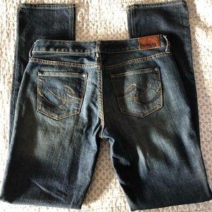 Express Dark Jean